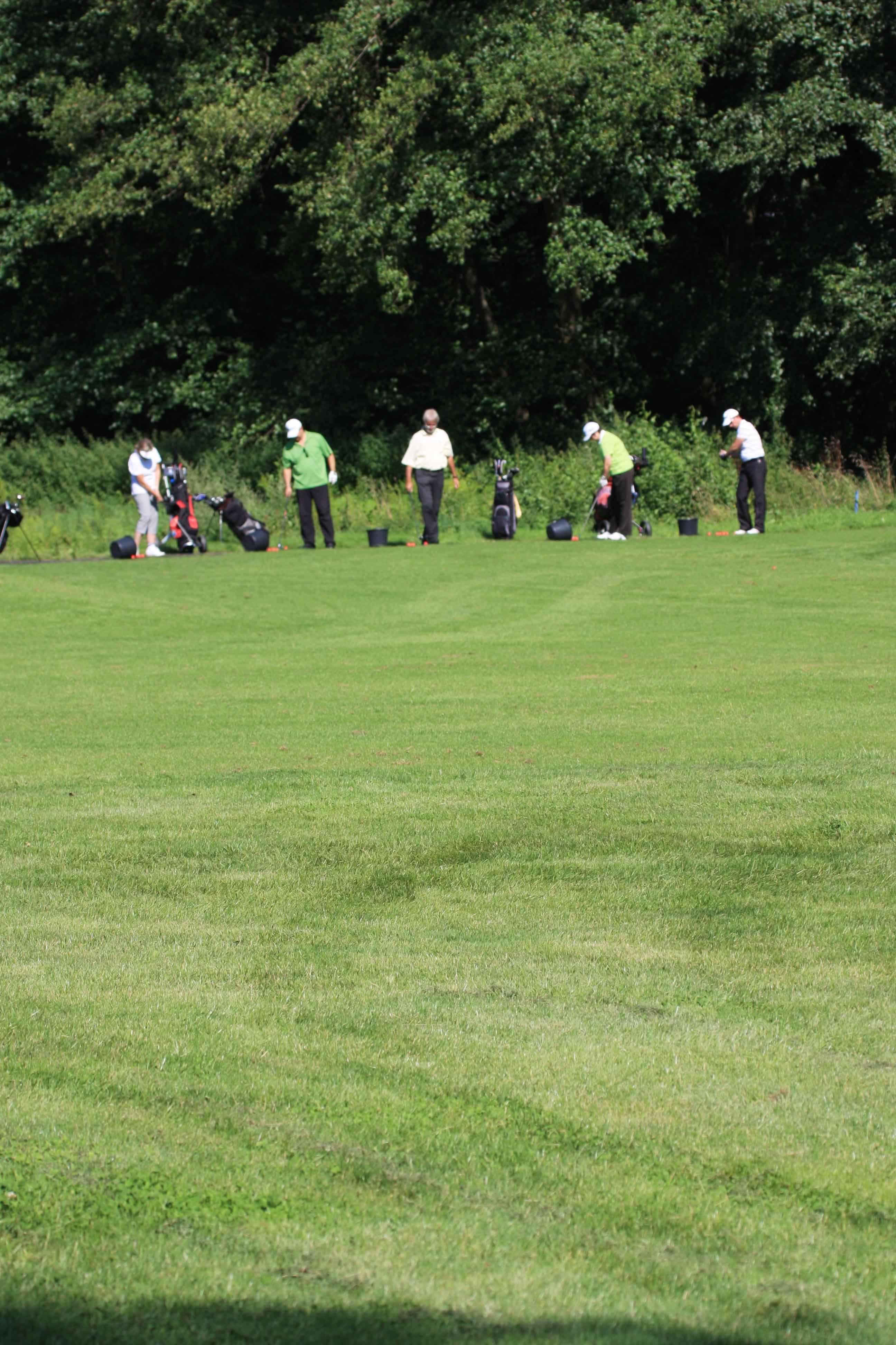 Golfkurse auf der 9-Loch-Anlage am Eselspfad