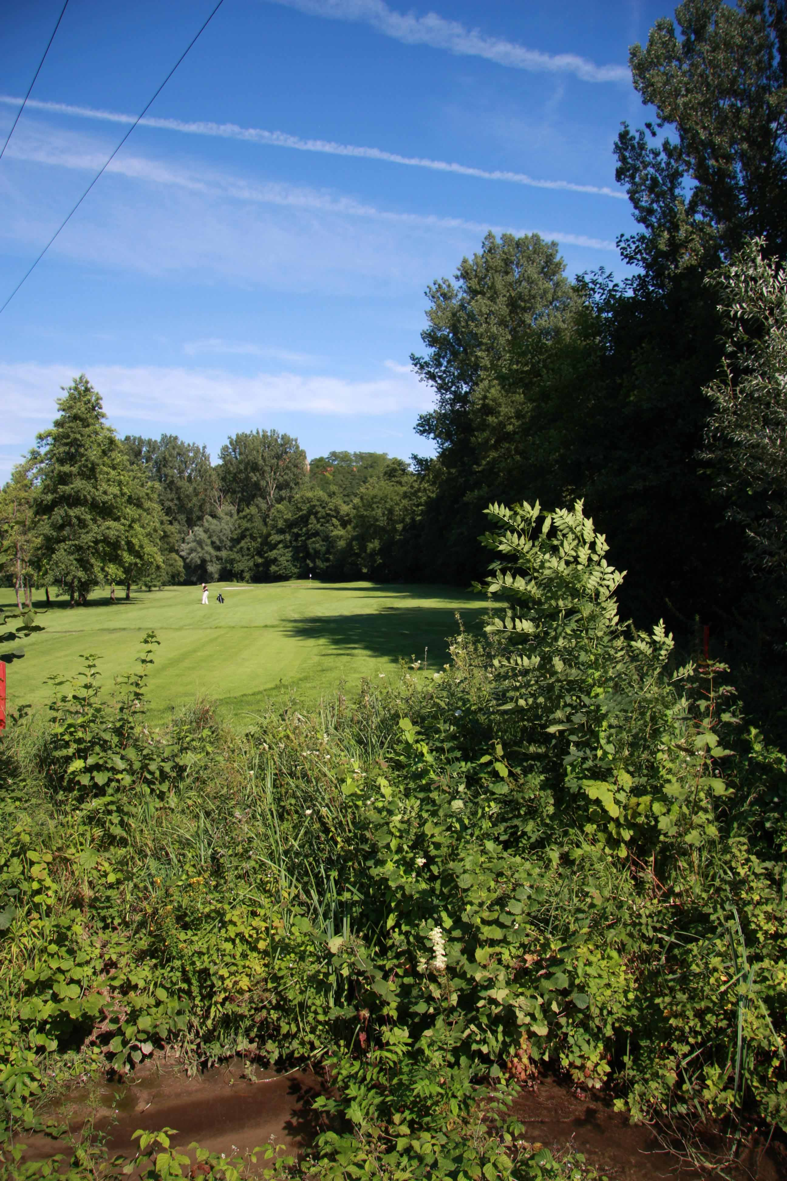 Greenfee: spielen und entspannen