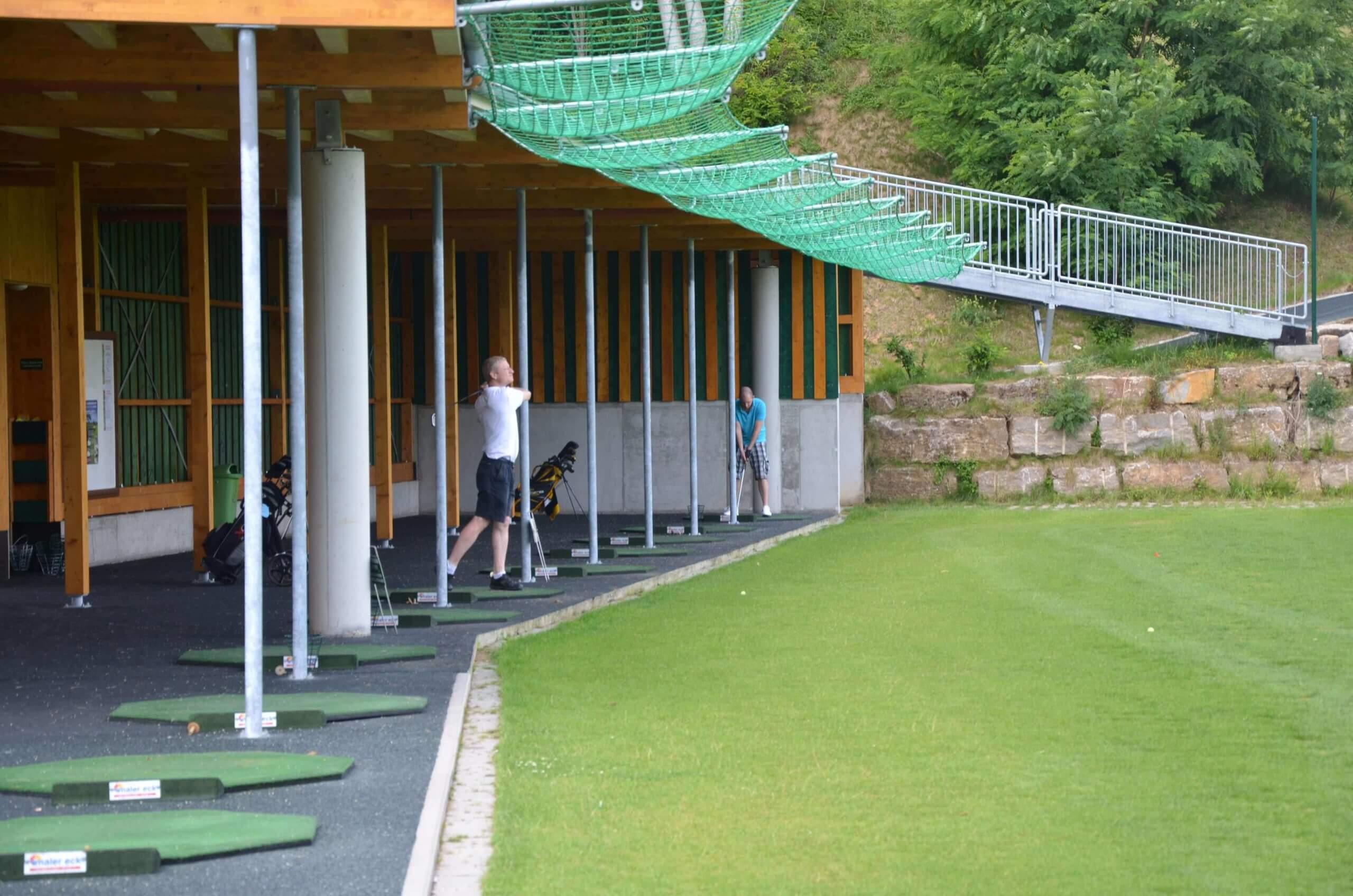 Offizielle DGV Golf Platzreife