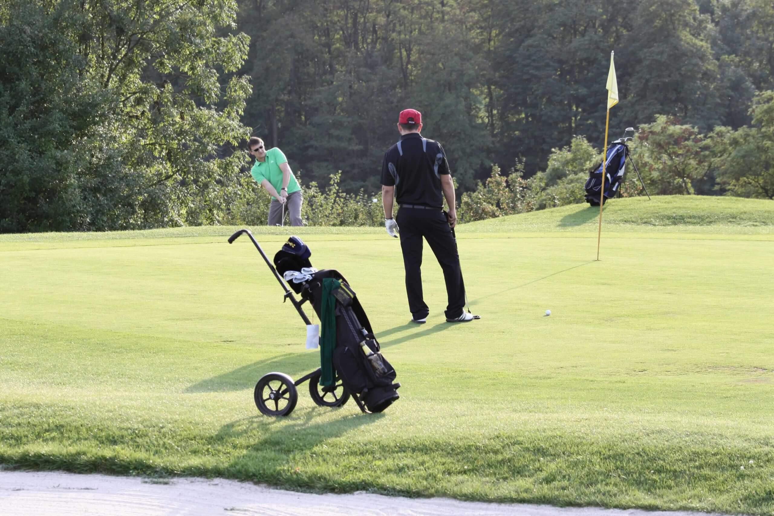 Golf Regelabende