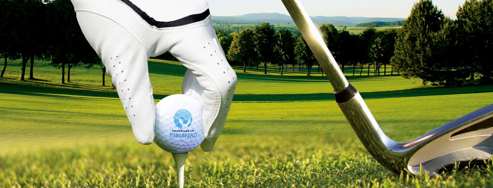 Golfplatz Eselsfpad einfach Golf Lernen